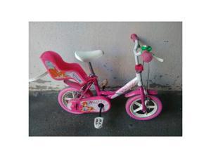 Bicicletta per Bambina 3-6 anni