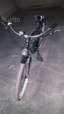 Bike cruiser nera 6 rapporti