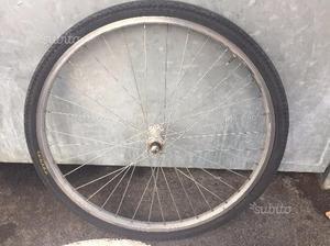 Cerchio + Copertone bicicletta City/Trekking Bike