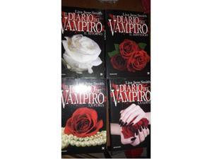 Collezione libri il diario del vampiro
