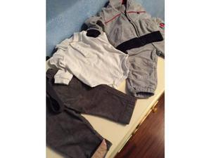 Lotto abbigliamento marca 9 mesi