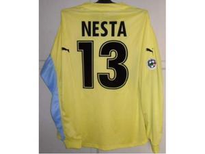 Maglia Lazio match worn Nesta