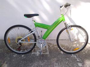 Mountain bike con marce avanti e dietro
