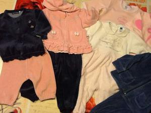 Stock vestiti e tutine bimba 3 mesi