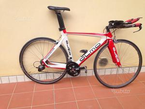 Telaio bici da crono in carbonio