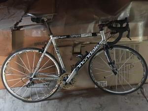Vendo bici da corsa cannondale six13