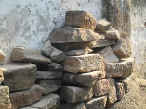 Blocchi di pietra