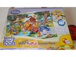 Maxi puzzle Lisciani Winnie the Pooh Disney 108 pezzi