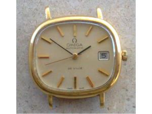 Omega de ville orologio automatico cassa in oro 750 no box