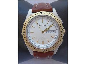 Orologio diver Bulova daydate no cronografo