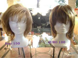 Parrucche usate ben tenute