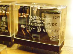 Relè OMRON 12VDC G2R-217P-V-US-SV