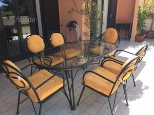 Tavolo da giardino o da terrazzo posot class - Tavolo da terrazzo ...