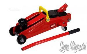 Valex cric auto idraulico carrello kg sollevat