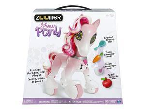 Zoomer  - Pony Interattivo con Accessori