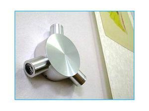 Applique Lampada Da Parete Power Led 3W 220V Bianco 3 Punti