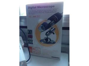 Digital microscopio 500x bianco