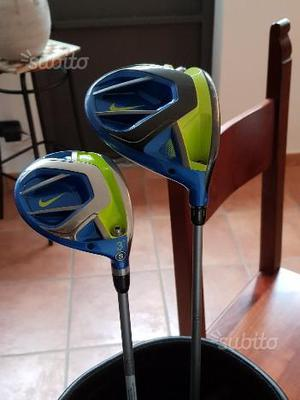 Golf Nike Driver Vapor Pro + Nike Fairway Wood 3W