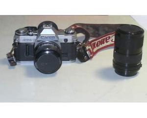 Macchina fotografica Canon AT-1 + obiettivi