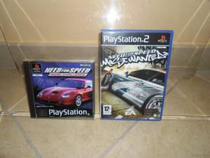 Need for Speed PS2