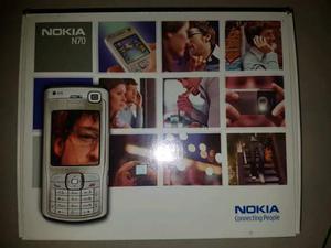 Nokia N70 colore nero