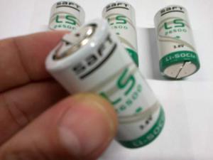 Pila 1/2 torcia al litio 3,6 volt