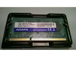 Ram 2Gb ADATA SoDimm DDR3L .