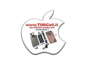 Riparazione Vetro Lcd iPhone 7, 7 Plus