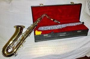 Sax tenore rampone e cazzani anni 80