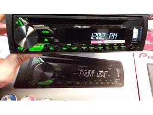 Autoradio sintocd usb illuminazione verde posot class