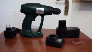 Avvitatore blackampdecker posot class for Smerigliatrice angolare a batteria parkside