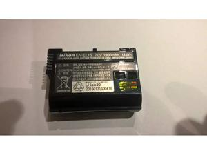 Batteria originale Nikon EN-EL15