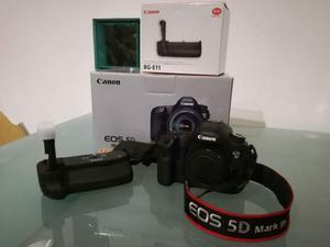 Canon 5D Mark III + BG originale