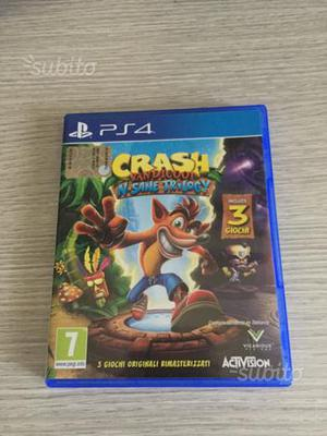 Crash bandicoot ps4 n-sane trilogy