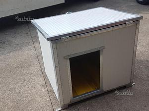 Cuccia per cani usata in pannelli coibentati posot class for Cuccia cane coibentata