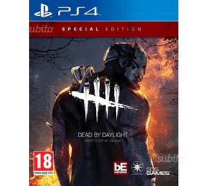 Dead by Daylight Special Edition per Ps4 e Ps4 pro