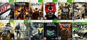 Giochi Originali per Xbox360 (Anche in blocco)