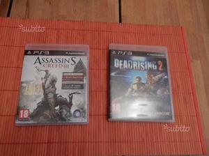 Giochi PS3 come nuovi