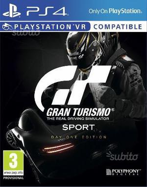 Gt Sport Gran Turismo