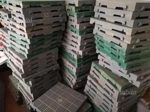 Mattonelle Piastrelle Plastica 40x40