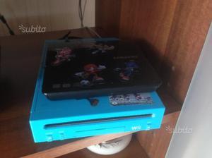 Nintendo Wii speciale con accessori e giochi