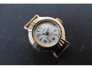 Orologio Donna Lov Oro 18Kt anni40 Suisse