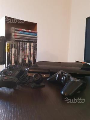 Ps3 slim 500 gb (+giochi e accessori)