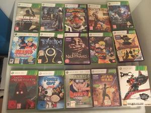 Super lotto di giochi Xbox 360
