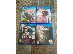 Videogames Sony ps4