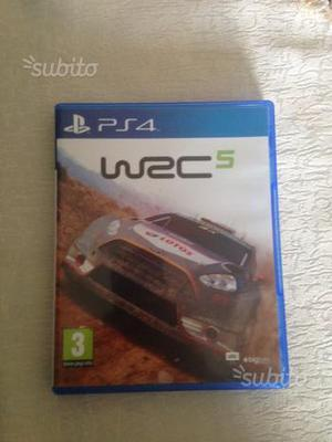Wrc 5 PlayStation 4