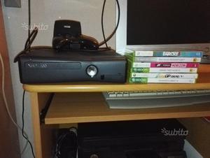 Xbox360+Sei giochi