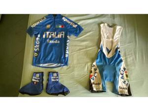 Abbigliamento ciclismo junior