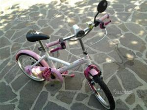 """Bici bimba Btwin 16"""""""