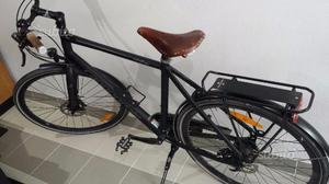 Bici cannondale alluminio freni a disco vintage
